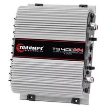 Modulo Taramps Ts400x4 2 Ohm 400w Rms Ts400 Amplificador