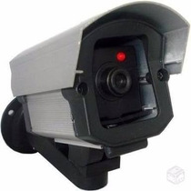 Câmera Falsa Segurança Bivolt
