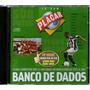 Cd-rom Banco De Dados Do Brasileirão De 1971 A 2002 - Raro