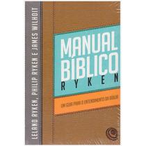 Livro: Manual Bíblico Ryken / Editora Central Gospel