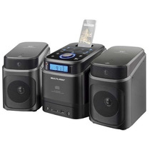 Dock Station Touch Multilaser Usb Sd Cd Fm Iphone Ipod Sp158