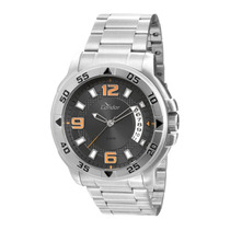 Relógio Masculino Condor Civic Co2415ac/3p - Chumbo / Pra...