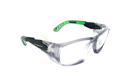 Armação Óculos Segurança Para Lentes D Grau Ótima Qualidade. Preço  R  120  Veja MercadoLibre 878bcee6a2