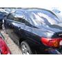 Toyota Corolla Xei 1.8 2009 Sucata Motor/caixa/lataria