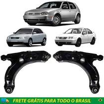 Bandeja Dianteira Golf Audi A3 Bora 98 99 2000 2001 02 03 05
