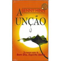 Livro A Unção - Benny Hinn [edição Bolso]