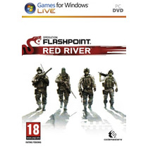 Jogo Operation Flashpoint: Red River - Pc Codemasters