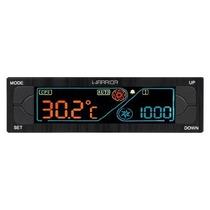 Controlador Fan Cooler Lcd Controle De Temperatura 1 Baia