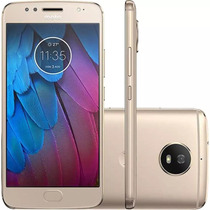 Celular Motorola Moto G5s G5 S 32gb Promoção Novo
