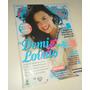 Revista Capricho 1116 Fevereiro 2011 Demi Lovato