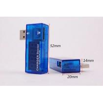 Medidor Corrente Usb Tester Porta Usb Led/pen Drive-