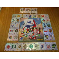 Album Copa 1998 France + Figurinhas Soltas Colar + Brinde