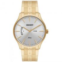 Relógio Orient Mgss2006 S1kx Masculino Dourado - Refinado