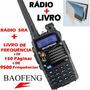 Kit Radio Ht(uhf+vhf)uv-5ra-100a999mhz!+ Lista Frequencia