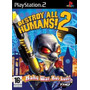 Destroy All Humans 2 Ps2 Patch Frete Unico