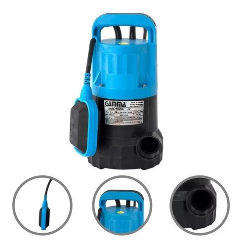 Bomba Submersível Para Águaa Limpas Gamma Xks - 750w