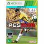 produto Pes 2018 Xbox 360 Mídia Física Original Lacrado Pt/br