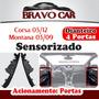 Kit Vidro El�trico Montana Corsa 4p Dianteiro 03 A 12 Sens