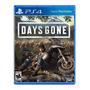 Days Gone  Standard Edition Físico Ps4 Sony Original