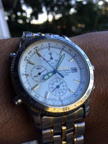 23708aebcf3 Relógio Seiko Crono Antigo De Coleção Barato Peça Única 274