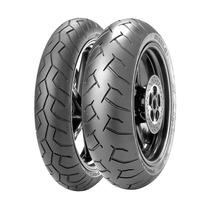 Pneu De Moto Pirelli Diablo 120/70-17 (58w) Dianteiro