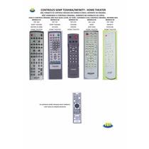 Controle Remoto Home Theater Semp Toshiba Infinity Xb1509 35