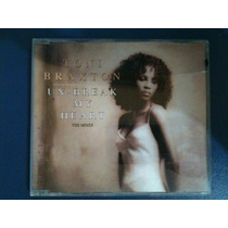 Cd Single Tony Braxton Un Break My Heart Mixes