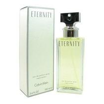 Perfume Feminino Calvin Klein Eternity 100ml Importado Usa