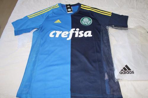 2e1f24b982cd4 Camisa Goleiro Palmeiras Original adidas Nova M Frete Grátis