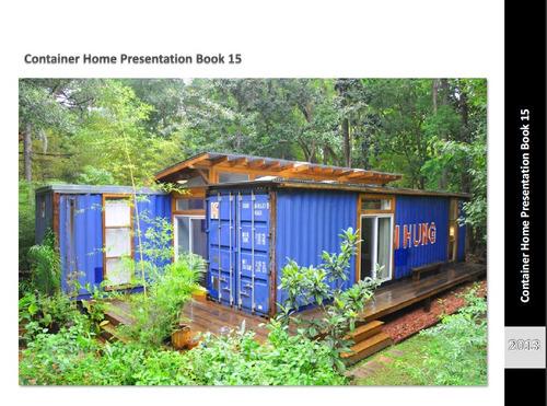 Casa container melhores projetos t rreos r 35 qrkyv - Casas container precio ...