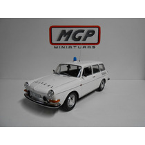 Minichamps - 1:18 Vw 1600 L Variant 1972