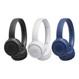 Fone De Ouvido Jbl T500bt Bluetooth Nf+garantia 1 Ano T500