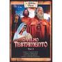Dvd - A Biblia Viva - Vol 03- O Velho Testamento - D2241