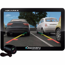 Gps Automotivo Aquarius Discovery Tela 4.3 Com Tv Camera Ré