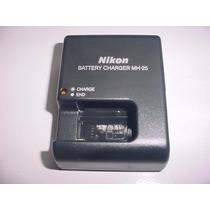 Carregador Nikon Mh-25 En-el15 D7000 D800 D800e Nikon 1 V1