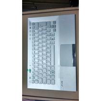 Teclado Notebook Sony Vaio Prata Pcg-41213x