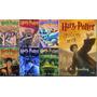 Cole��o Completa Harry Potter Crian�a Amaldi�oada 8 Livros