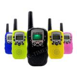 Kit 2 Radio Comunicador Walk Talk Talkabout Bf-t3 P/ Entrega