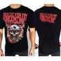 Camiseta Bullet For My Valantine Original Consulado Do Rock
