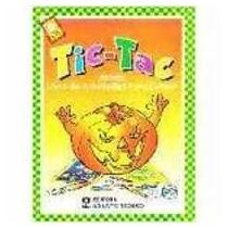 Tic-tac -livro De Atividades P/ Colorir Facil