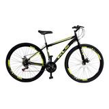 Bicicleta Aro 29 Kls Câmbios Importados Freio À Disco
