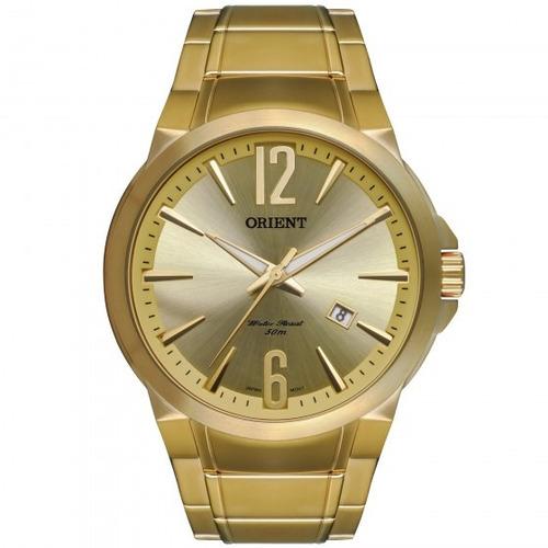 84d6a7ea23a Comprar Relógio Orient Mgss1074 C2kx Masculino Dourado - Refinado - Apenas R   507