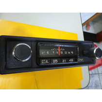 Auto Radio 3 Faixas 12v //serve No Fusca Kombi