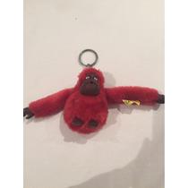 Kipling Macaco Vermelho