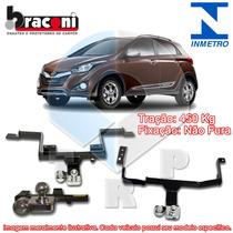 Engate Reboque Braconi Hyundai Hb 20x 2013 2014 2015 Inmetro