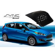 Central Multimidia Completa Ford New Fiesta Com Sistema Sync