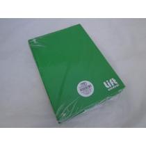 Caderno Brochurão Univers. Capa Dura 96 Fls Verde (pct C/5)