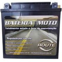 Bateria Route Ytx14a-bs Honda Cb 400