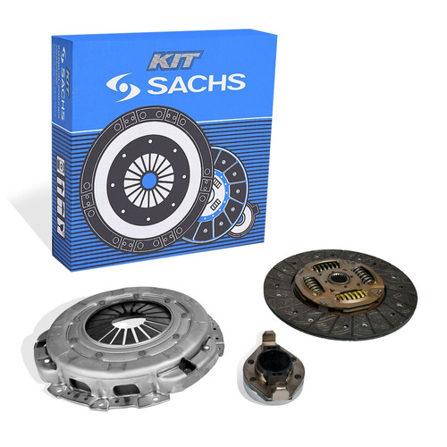Kit Embreagem H1 / H - 100 / Hr - Sachs 6514