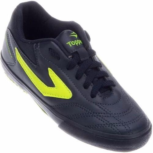 Tenis Futsal 100% Original Topper Dominator 3 Frete Gratis fff86750d9312